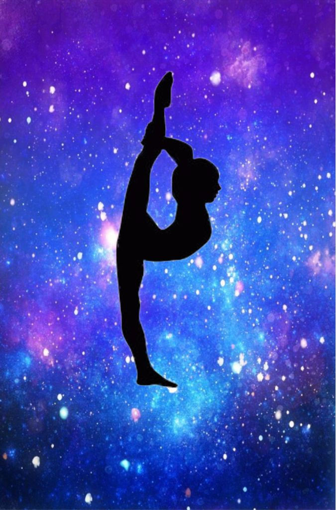 Competitive Cheerleading Needle Straight Wallpaper