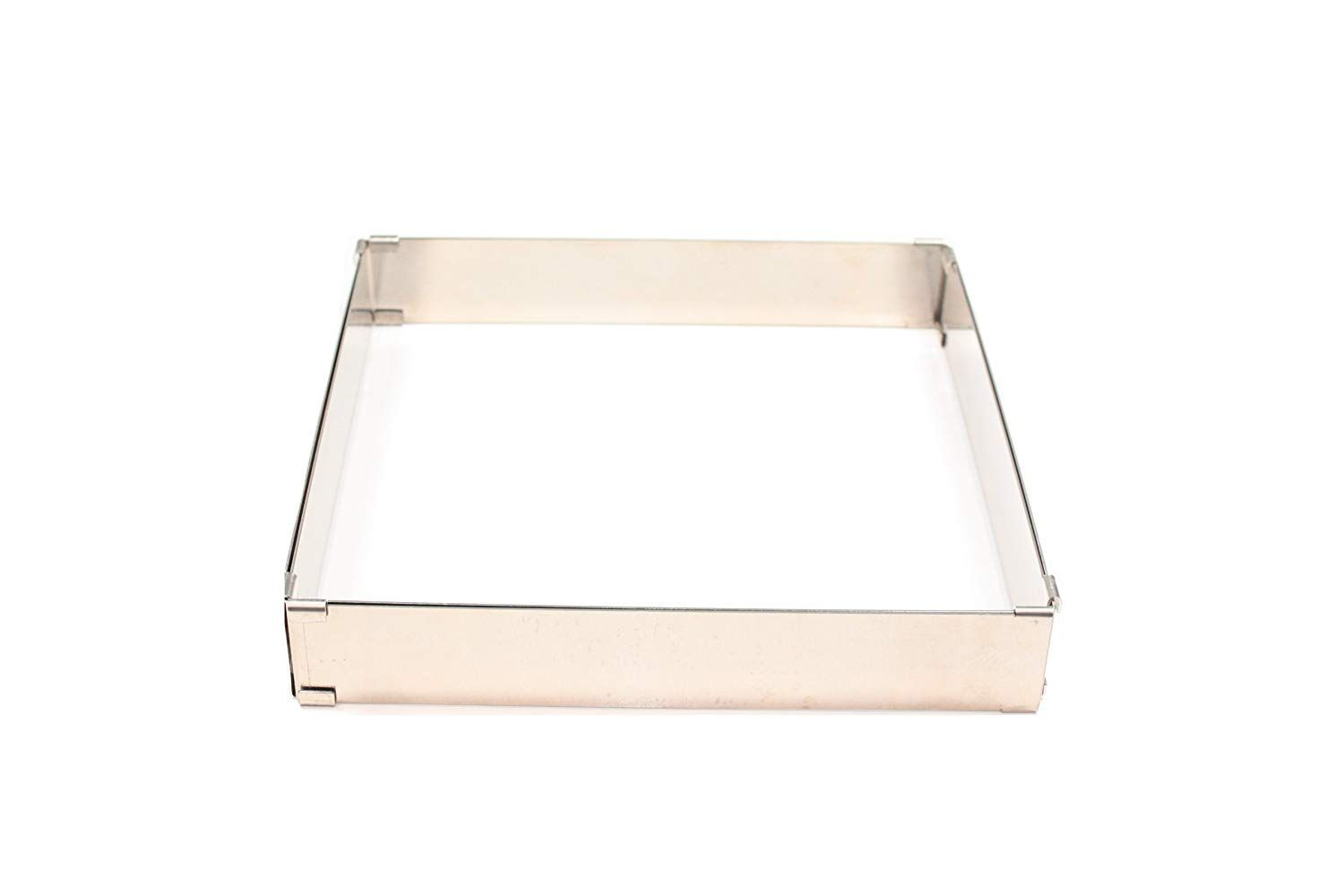 Paderno World Cuisine Adjustable Square Frame Extender From 11 7 8 Inch Square To 22 1 2 Inch Square Find Out More About The Great Pr Paderno World Cuisine World Cuisine Cake Pans