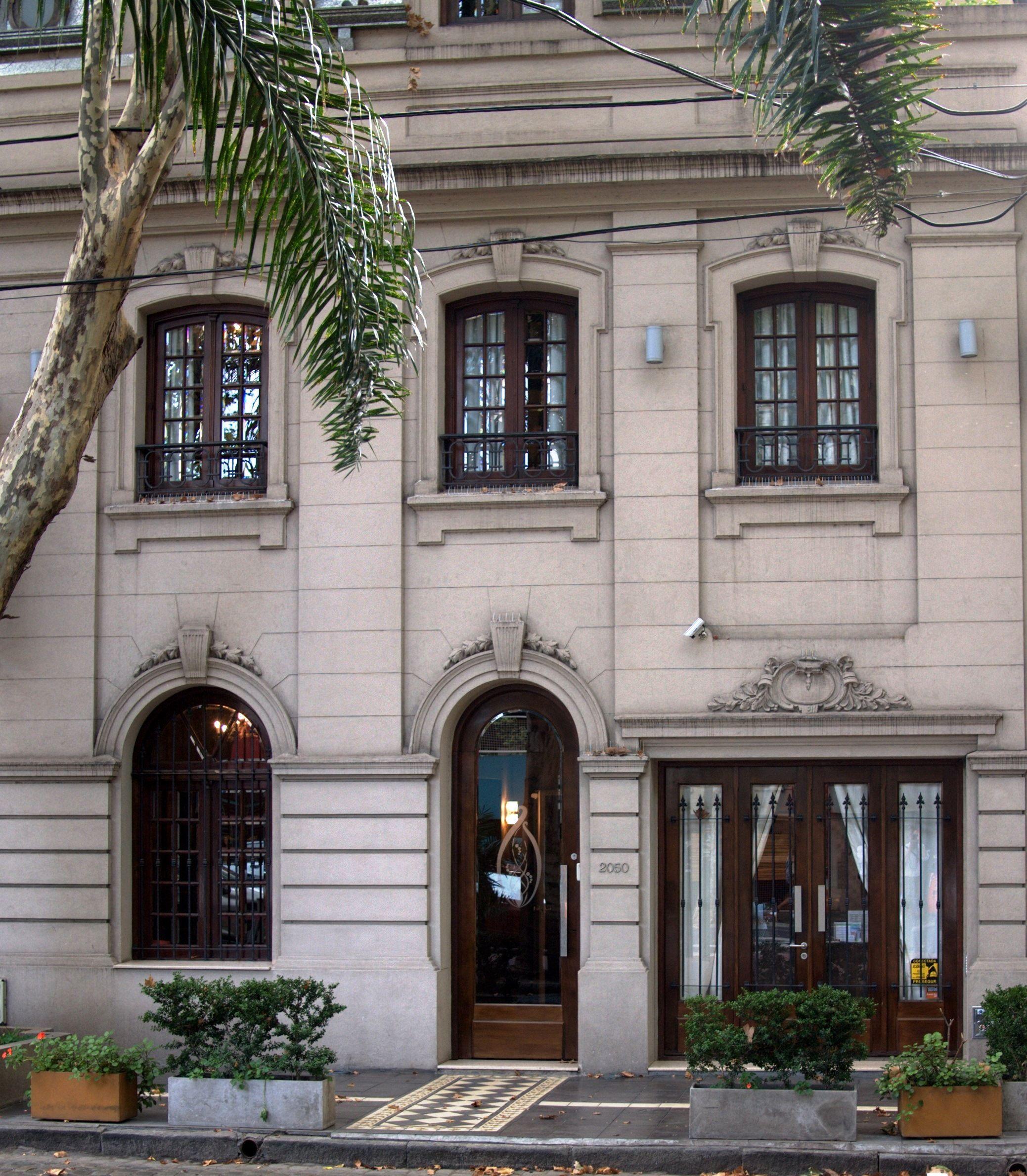 Hotel Miravida Soho, Palermo Soho, Buenos Aires   Mimari
