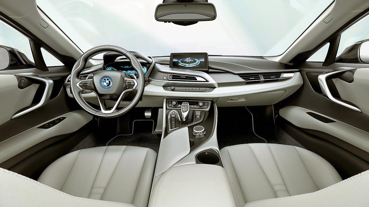 Bmw I8 Interior Inspirations Area Automotive Inspiration
