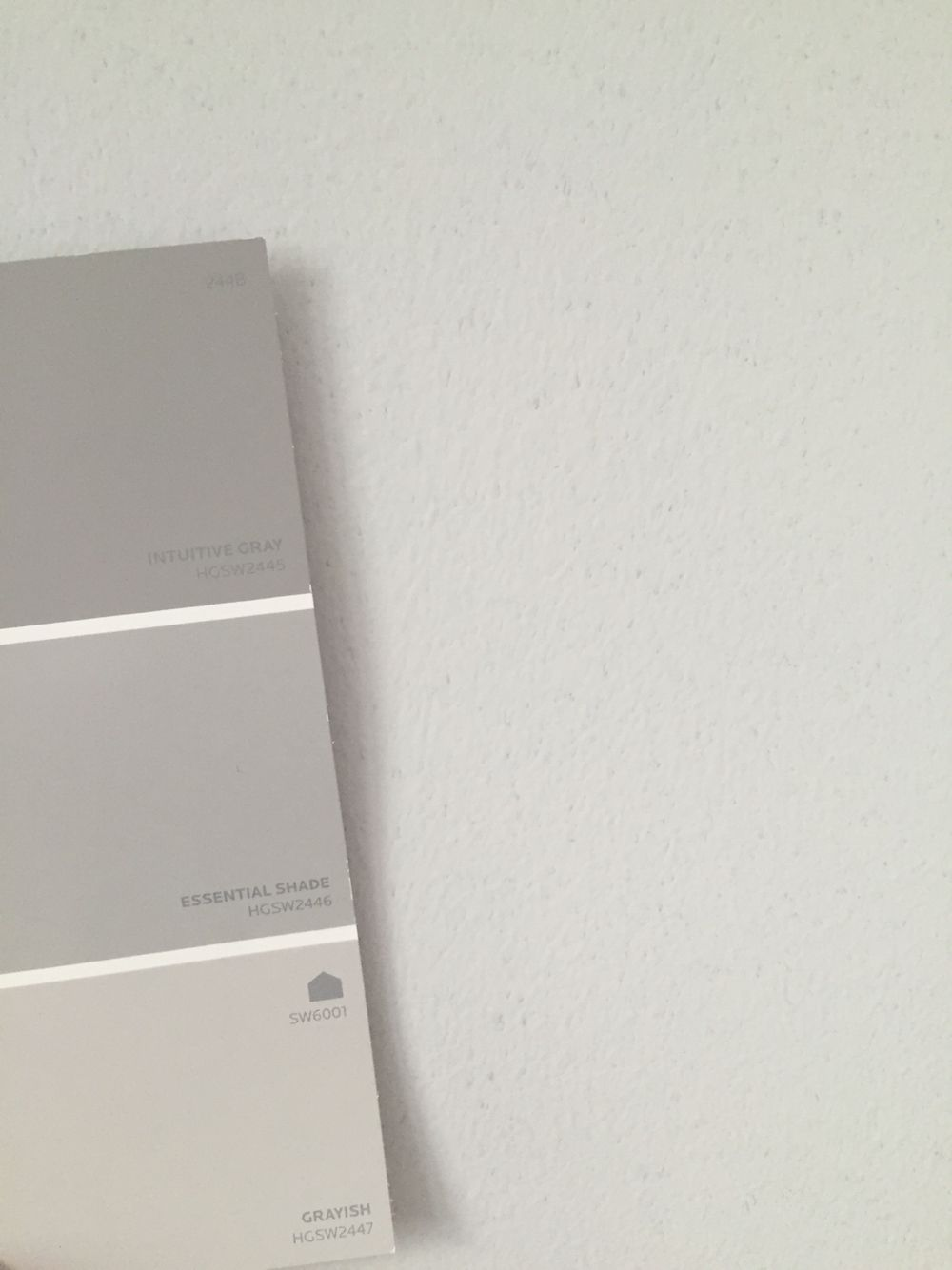 Sherwin Williams Grayish Finally A Gray That Doesn T Look Purple On The Walls Guest Room Paint Interior Paint Colors Schemes Paint Colors For Home