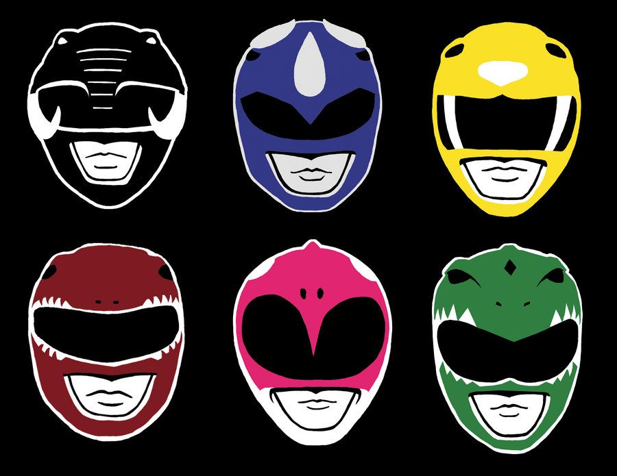 Vector Go Go Power Rangers By Miss Melis On Deviantart