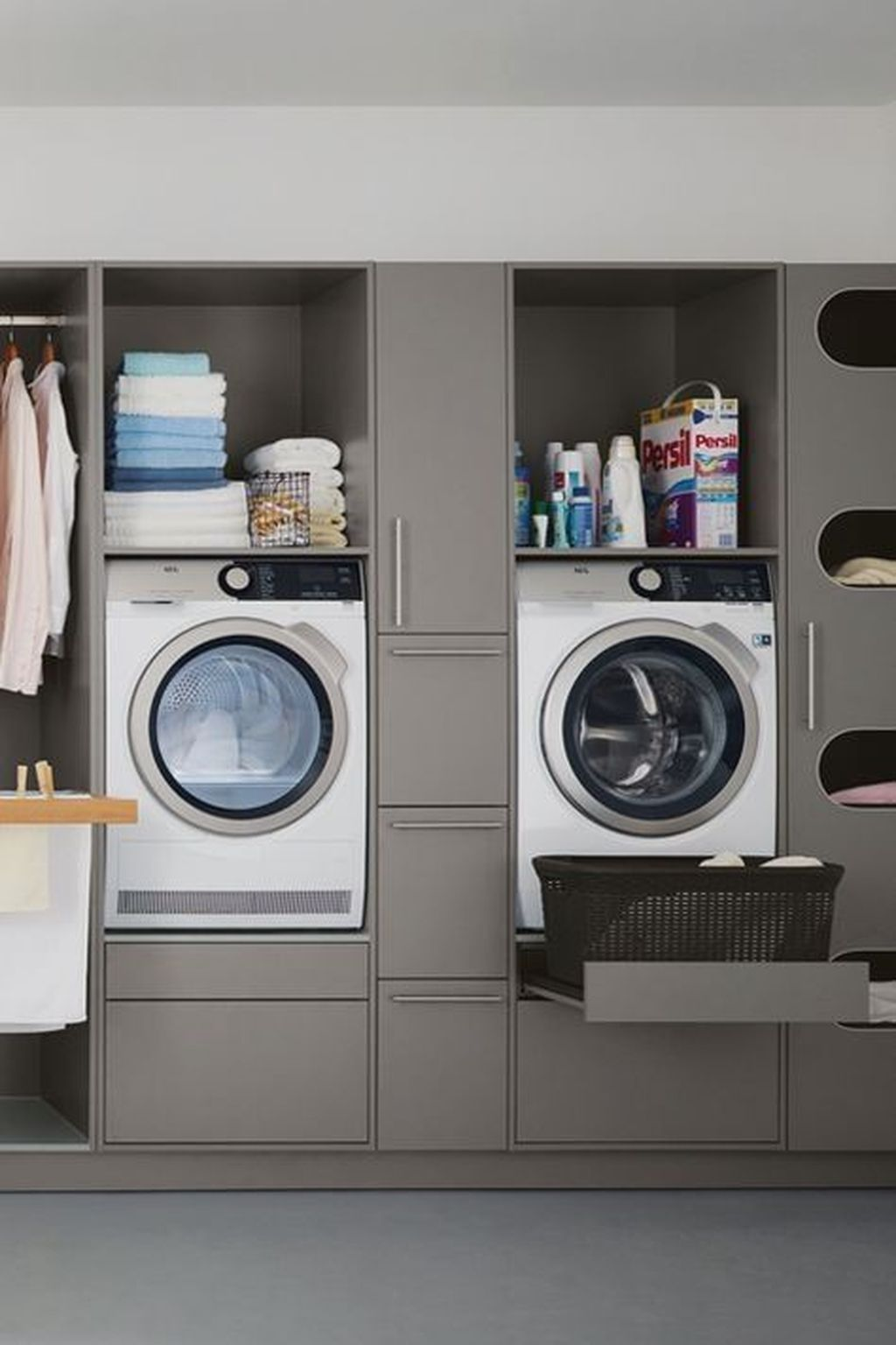 20+ Excellent Laundry Room Décor Ideas To Be Inspiration #roomdecoratingideas