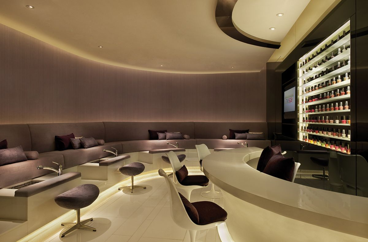 Mani Pedi In Style Mira Hong Kong By Charles Allem Hot