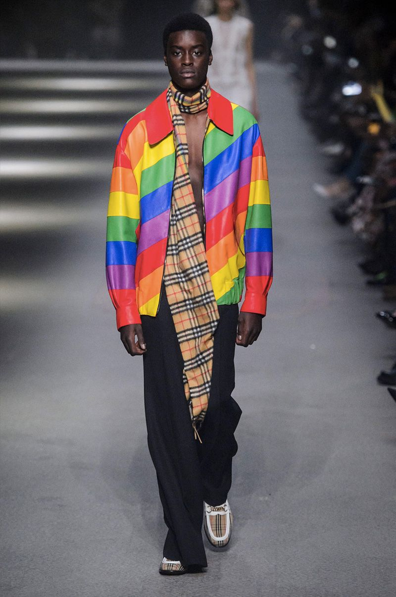 Rainbow Trend for Pride Month Looks e Show