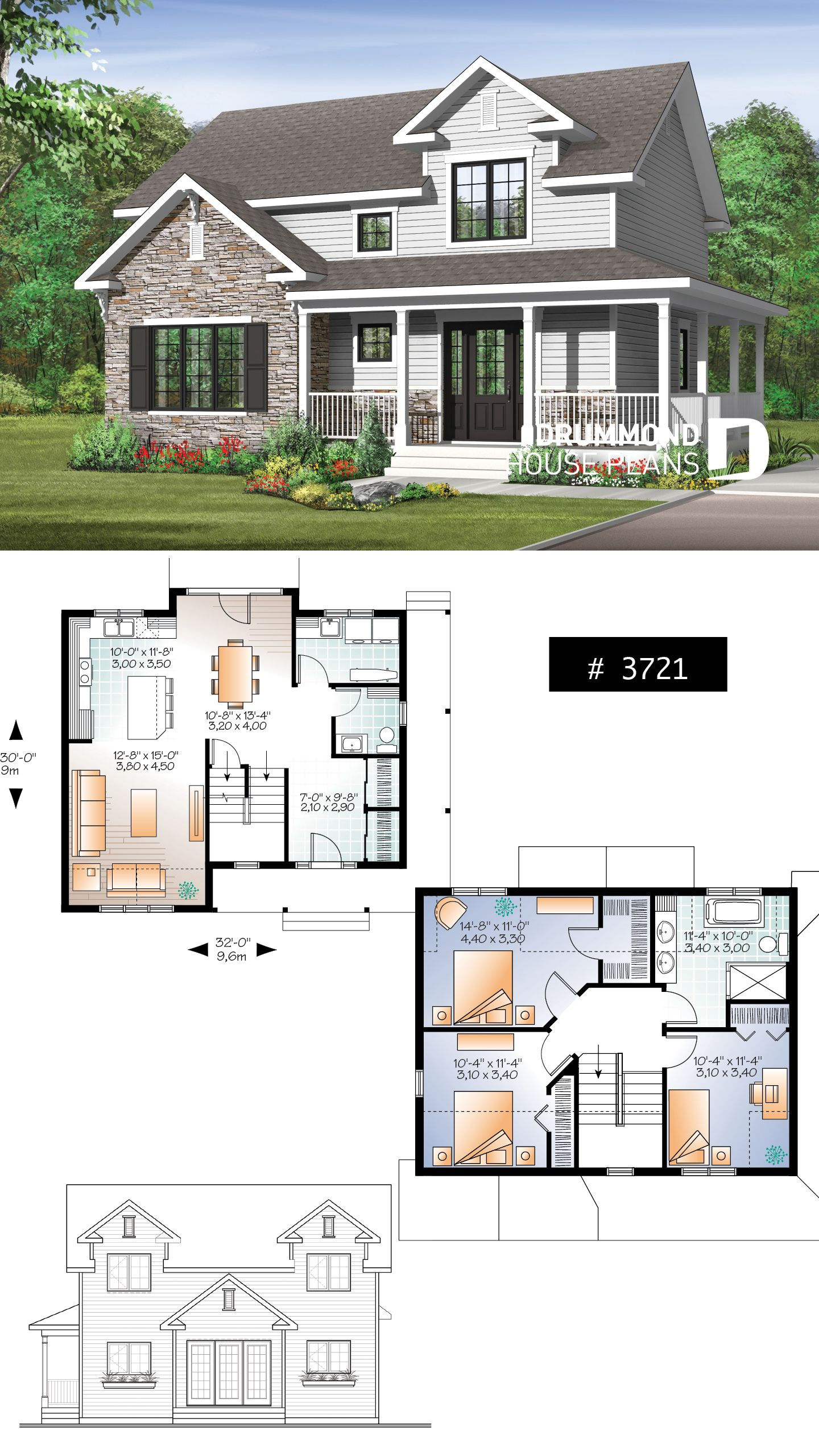COUNTRY COTTAGE OF 3 BEDROOM