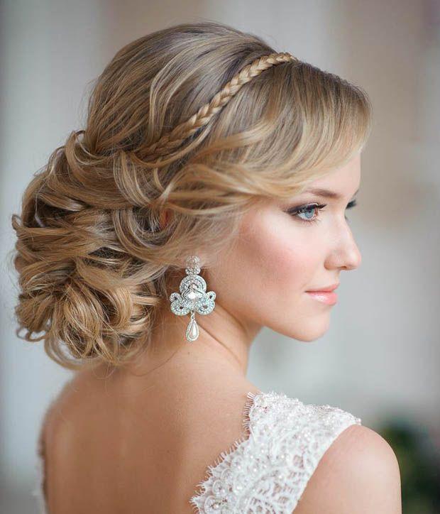 Wedding Hair Color Ideas: Svadbene Frizure Punđa - Google претрага