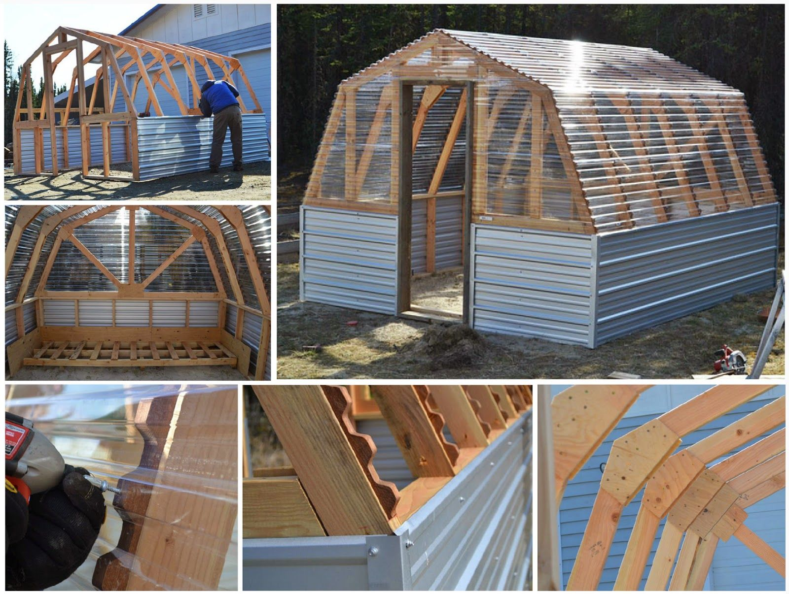 Diy easy greenhouse plans home design free greenhouse plans that will give you everything you need to build a greenhouse in your solutioingenieria Image collections