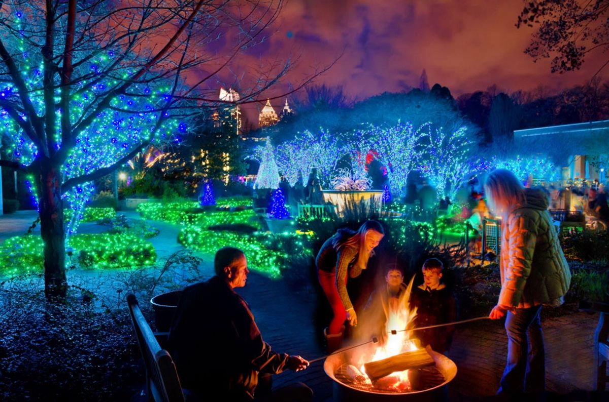 Attractive Holiday Lights   Atlanta Amazing Ideas