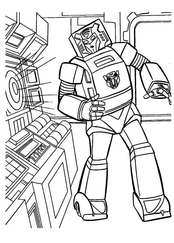 Transformers Old School Bumblebee In Transformers Coloring Page Transformers Coloring Pages Coloring Pages Transformers