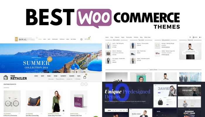 15 Best WooCommerce WordPress Themes for 2017 | Resources | Pinterest