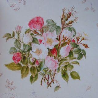 Жизнь прекрасна! The life is wonderful!: Викторианские цветочные альбомы - Victorian flower albums