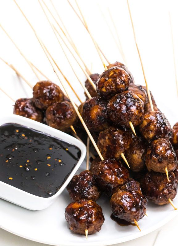 turkey meatballs with asian dipping sauce recipe pinterest dipping sauces sauces and asian