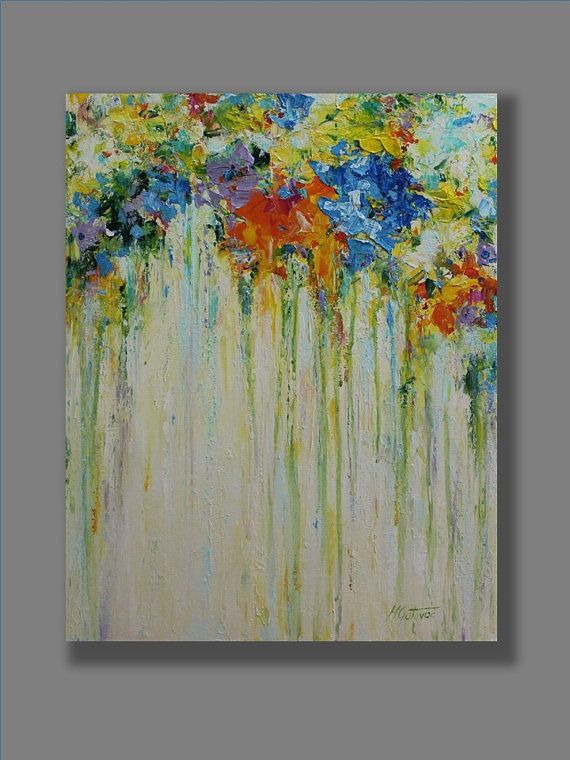 Acrylic Abstract Painting Original Acrylic Painting Contemporary