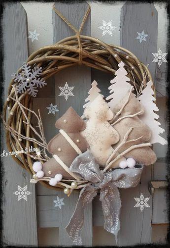 Weihnachten - Kränze - # Kränze #Weihnachten #Hauspflanzen Weihnachten - Kr