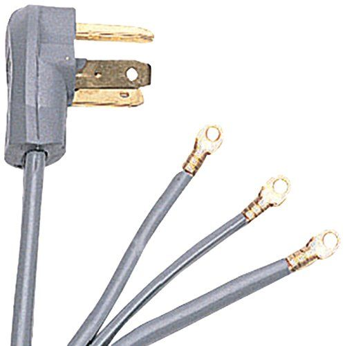 How To Change A 4 Prong Dryer Cord And Plug To A 3 Prong Cord With Images Appliance Sale Dryer
