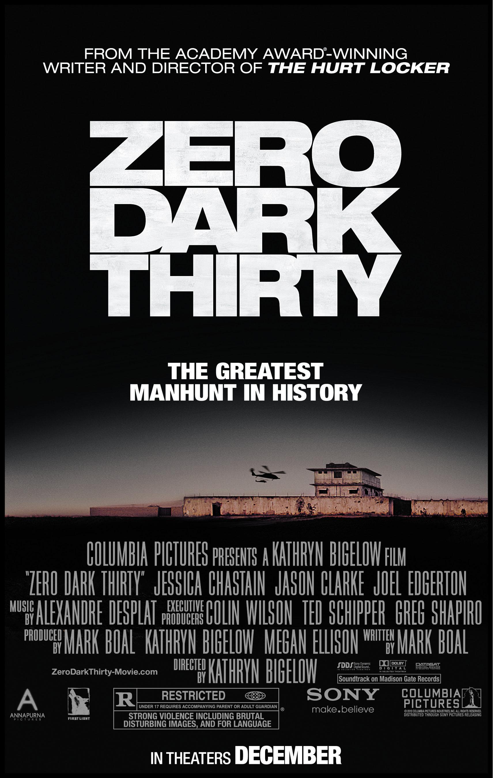 Bildergebnis für zero dark thirty Seen