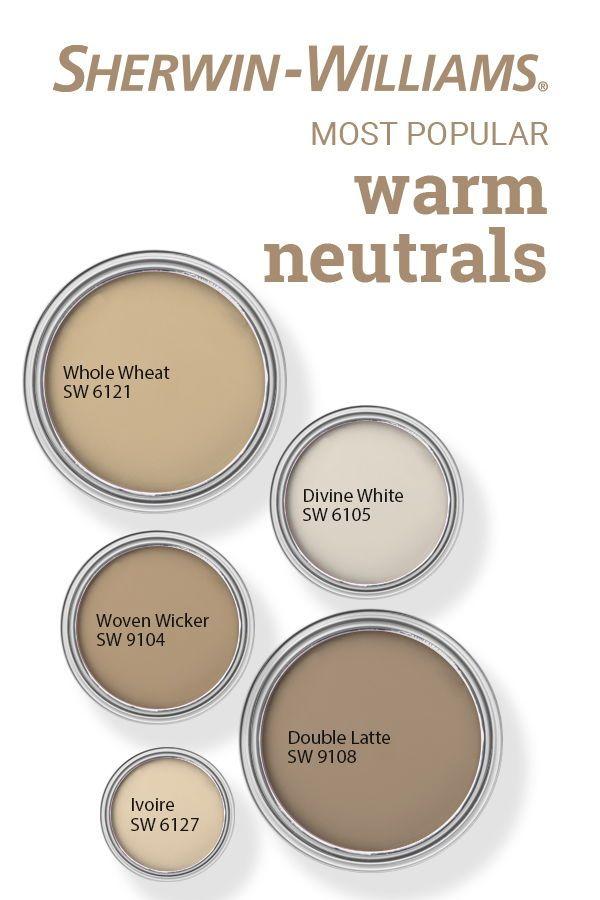Popular Warm Neutral Paint Colors | Warm neutral paint colors, Paint colors for home, Warm ...