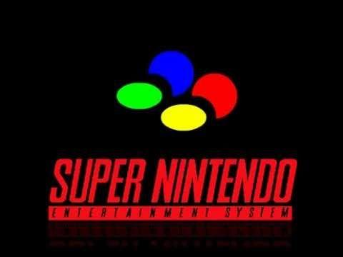 Super Nintendo Startup Screen Super Nintendo History Of Video Games Nintendo Logo