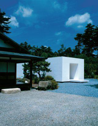 White Temple Kyoto, Japan A Project By: Takashi Yamaguchi U0026 Associates  Architecture