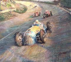 Resultado de imagen para viejo autodromo de monza