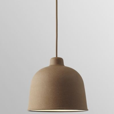 A Textural Fusion Of Recyclable Materials The Muuto Grain Pendant Is A Lightweight Shade Composed Of B In 2020 Pendant Light Dining Pendant Light Modern Pendant Light