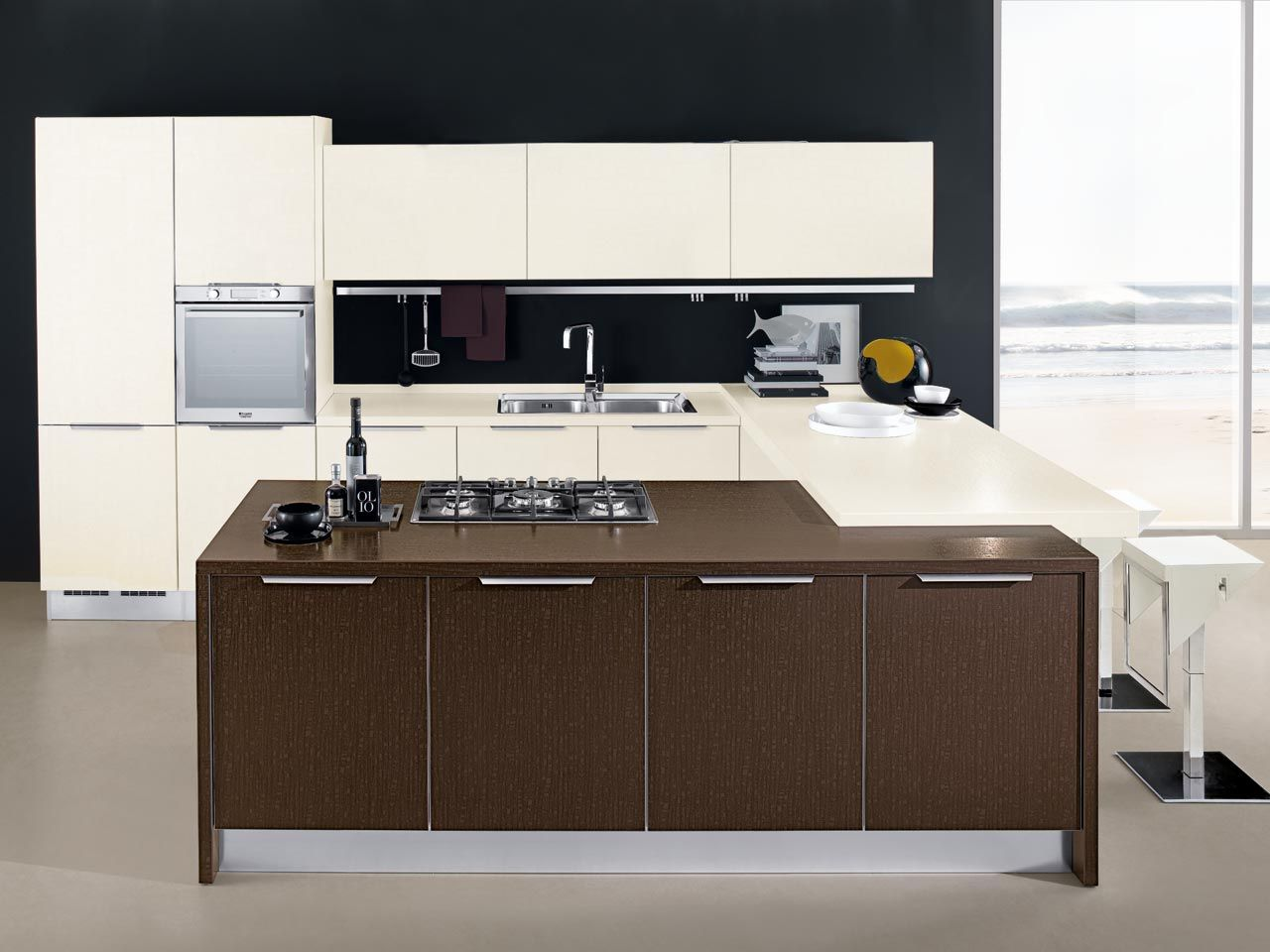 Nilde Gres - Kitchens - Cucine Lube | U Kitchens | Pinterest ...