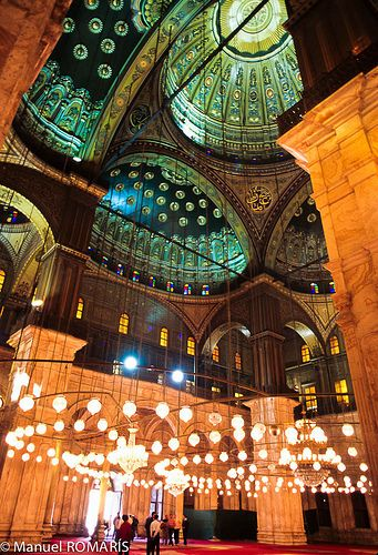 The Mosque of Muhammad Ali Pasha aka The Citadel, Cairo Egypt