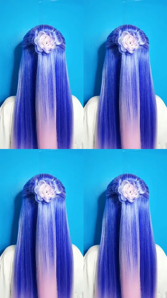 Photo of Hairstyle Tutorial 659