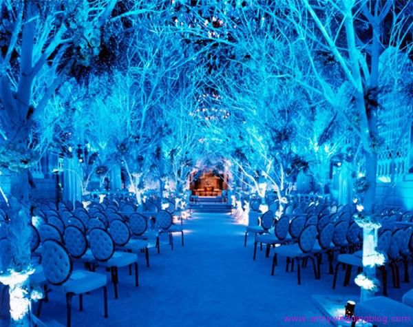 Magical Winter Wedding Theme To Let Your Creativity Run Winter