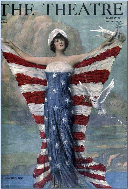 Theatre Magazine Jan 1917