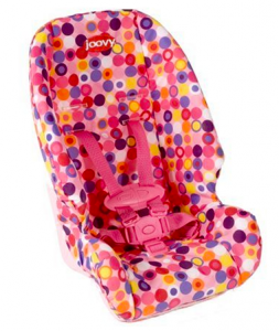 Joovy Baby Doll Booster Car Seat