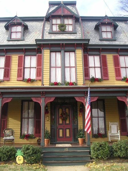 Victorian House Color Schemes Victorian Homes Exterior Victorian Homes House Paint Exterior