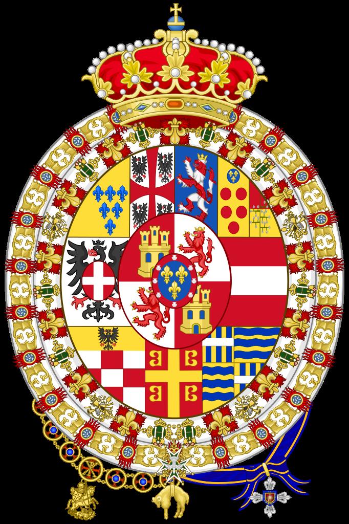Ducato Di Parma E Piacenza Coat Of Arms Parma Arms