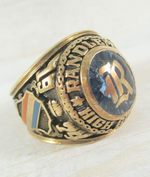 018 Mens 10k Gold Class Ring 16 9 Grams Gold Class Class Ring Rings For Men