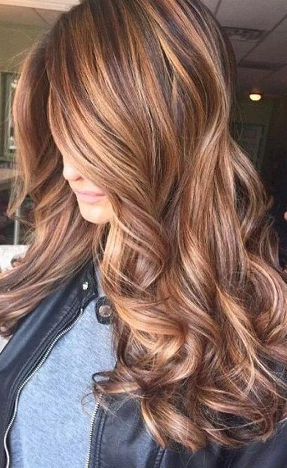 10 Fall Hair Colour Ideas For All Hair Types 2019 2020 11 Fall Hair Color Trends Fall Hair Colors Latest Hair Color