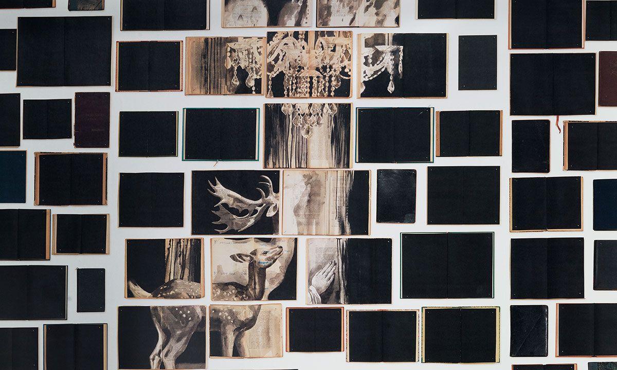 Arte | Collecties | Biblioteca Wallpaper