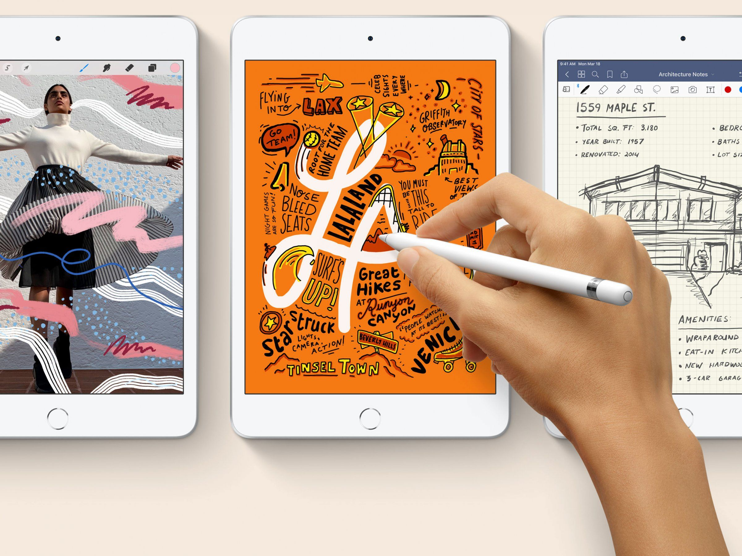 Apple S New Ipad Air And Ipad Mini Are Available To Buy Right Now