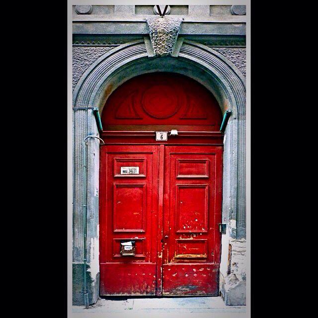 Red door Budapest