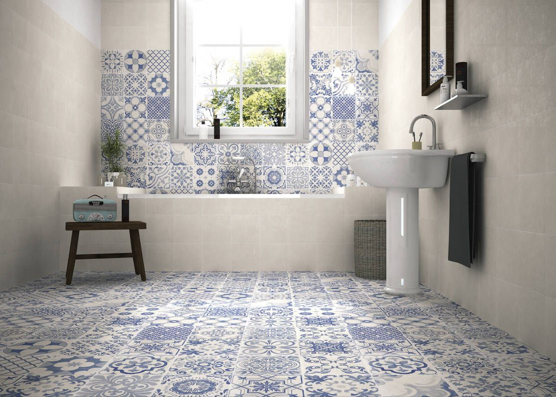 Which Bathroom Essentials Do You Need Mosaic Floor Bathroom