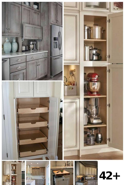 42 Kitchen Cabinets Ideas In 2020 Kitchen Decor Building A Kitchen Diy Kitchen Backsplash