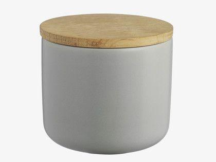 Elton Greys Ceramic Grey Ceramic Storage Jar Habitatuk Jar Storage Grey Ceramics Ceramics