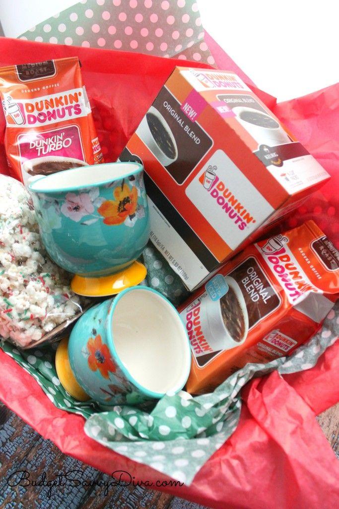 DIY - Making The Ultimate Coffee Gift Basket