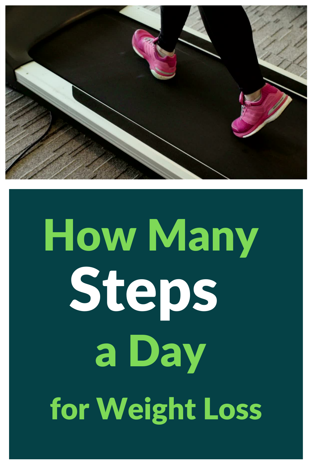 Do you need to walk 10,000 steps a day to lose weight? How many daily steps do you need to lose weight? Read the surprising answers here! #10000steps #10Ksteps #10Kstepsaday #10000stepsaday #weightloss #weightlossjourney