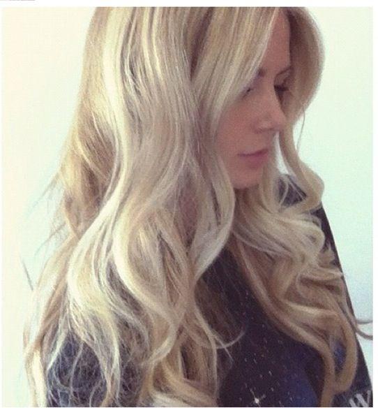 Gorgeous #loosecurls