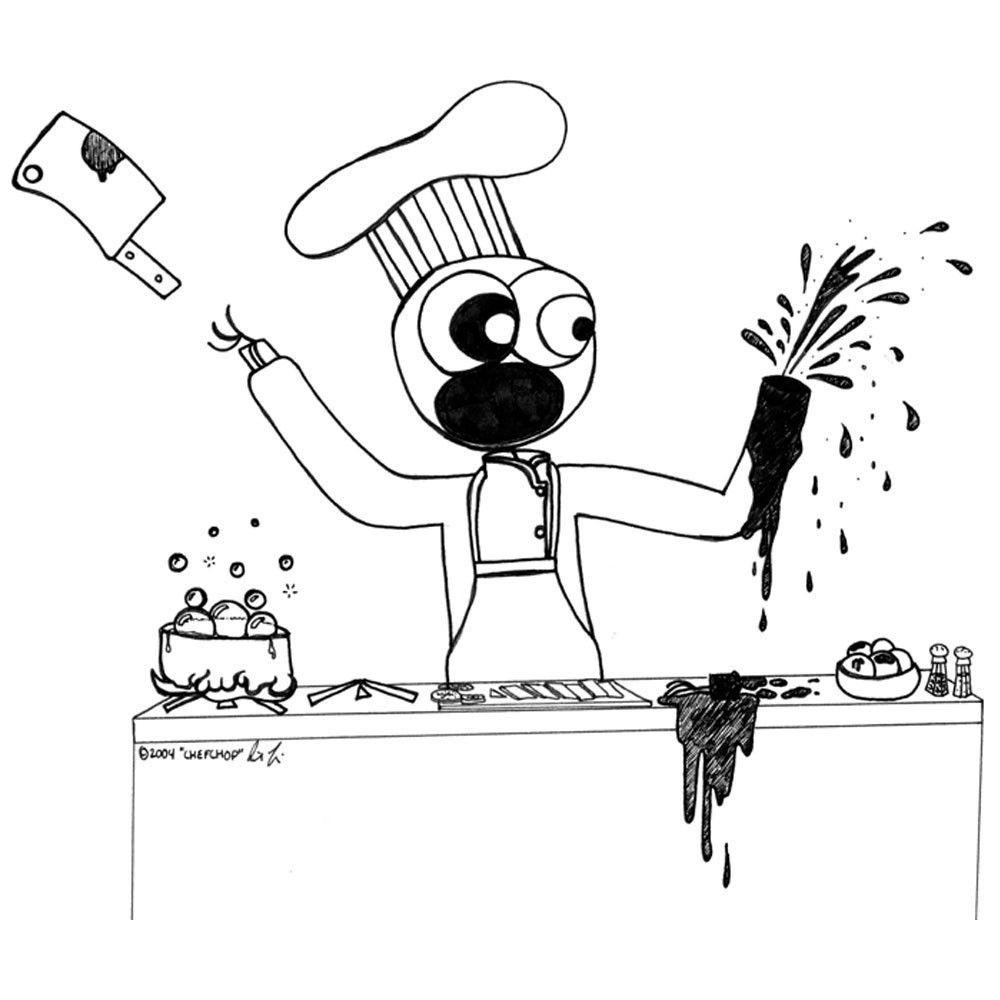 White apron etsy - T Or Apron Chef Chop Cooking Accidents Happen 18 99 Via Etsy