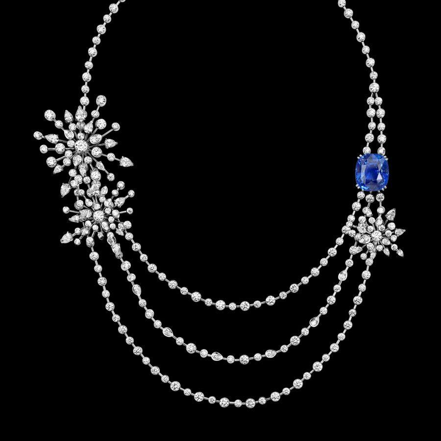 a45fbd375841 Collar Oro blanco Diamante - PIAGET Joyas y Alta Joyería ...