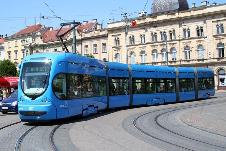 Zagreb Zet2200 Zagreb Croatia Zagreb Public Transport