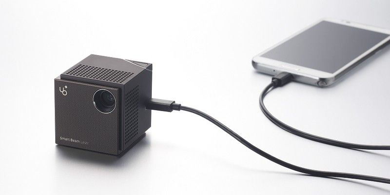 7ca48d186694f4 UO Smart Beam Laser Pico Projector | For the Home | Pico projector ...