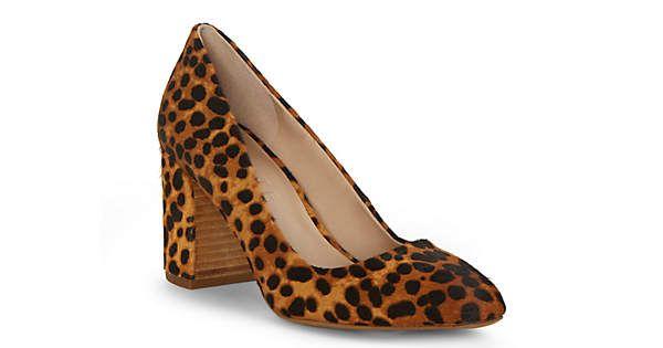 1 state leopard heels